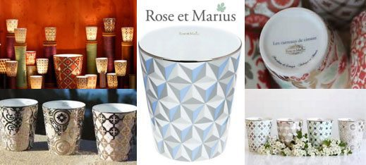 Luxor Box May 2016 Box Spoiler - Rose et Marius Tumbler