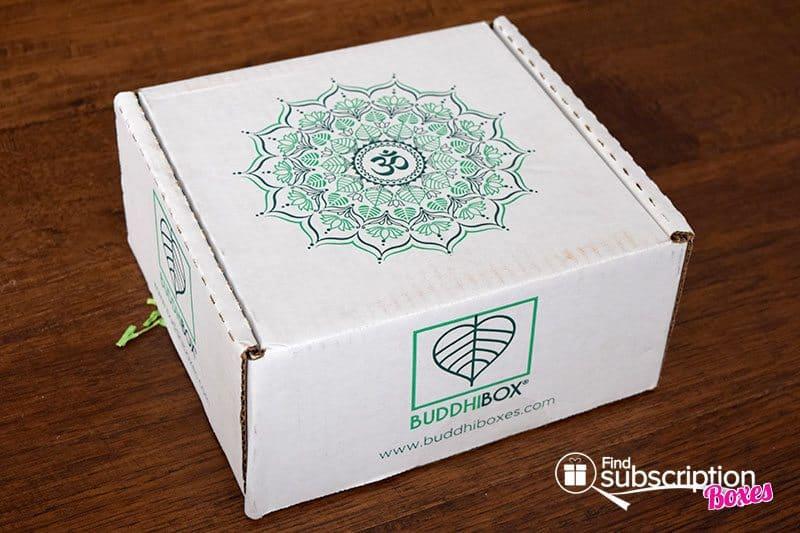 March 2016 BuddhiBox Review - Box
