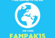 MunchPak Flash Sale