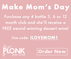 Plonk Wine Club Coupon - Free Dessert Wine