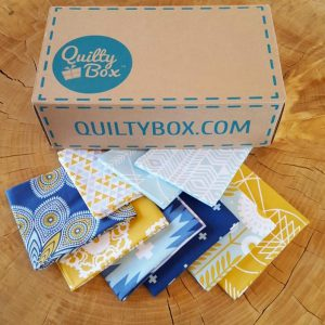 Quilty Box Subscription Box