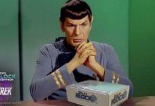 Sci-Fi Block May 2016 Box Spoiler - Star Trek