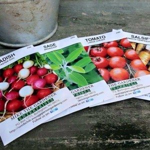 Mike the Gardener's Seeds of the Month Club