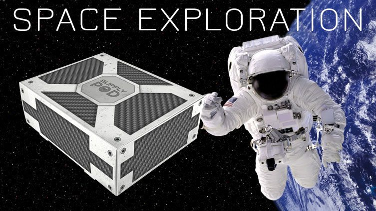 May/June 2016 Supply Pod Theme - Space Exploration