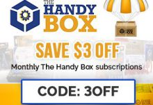 The Handy Box Coupon