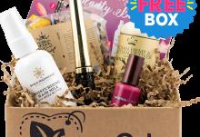Vegan Cuts Birthday Sale - Free Box