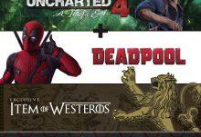 Geek Fuel May 2016 Box Spoilers - Deadpool