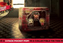 Horror Block May 2016 Box Spoiler - Friday the 13th Funko Pop! Tin