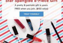 Julep Maven Free Star Spangled Beauty Gift