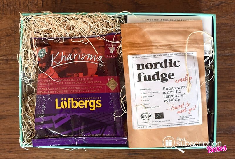 May/ June 2016 Try The World Sweden Box Review - First Look