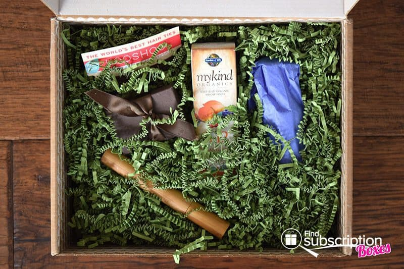 LOVE GOODLY Review - April - May 2016 Earth Day Box - First Look