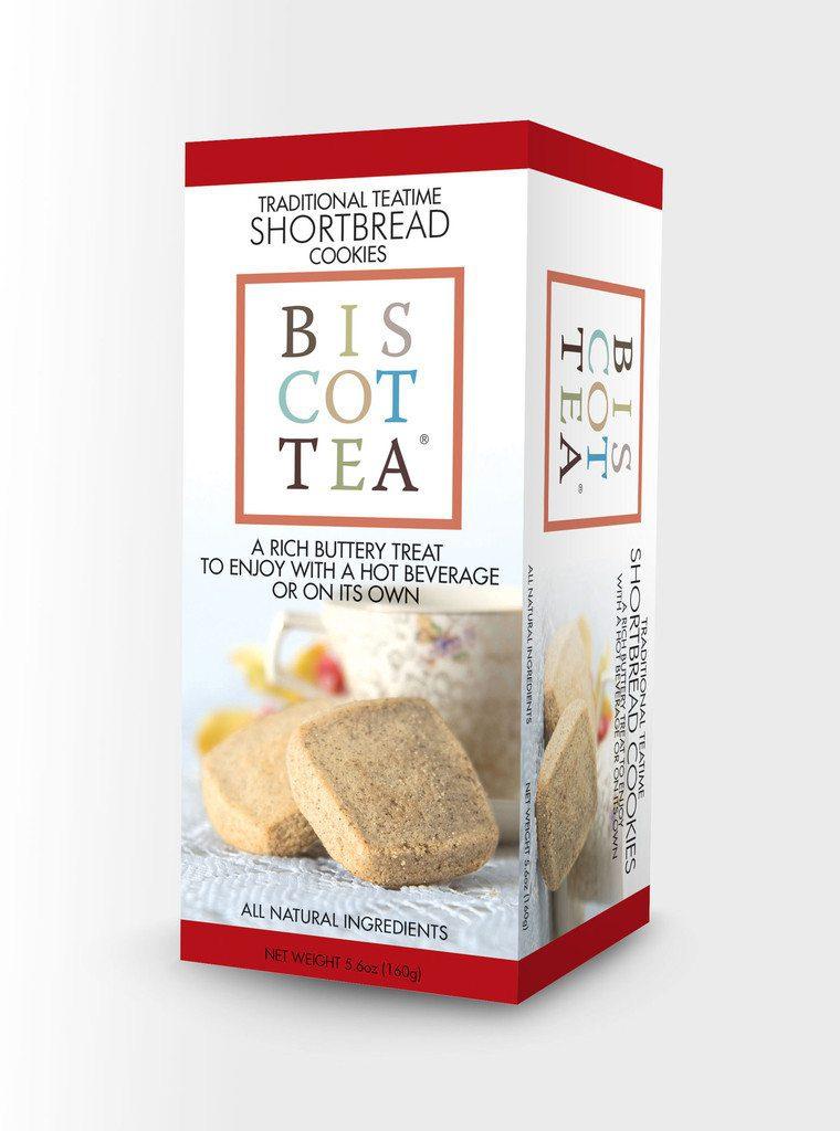 Love With Food June 2016 Box Spoiler - Biscottea Shortbread Cookies