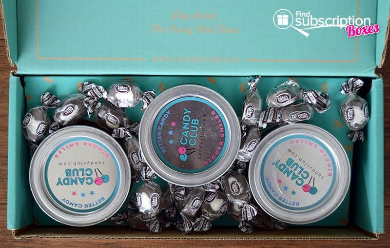 May 2016 Candy Club Review - First Look