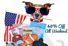 Pooch Perks Memorial Day Sale