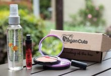 Vegan Cuts May 2016 Beauty Box Spoilers