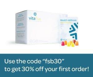 Save 30% Off Your 1st Vitafive Box