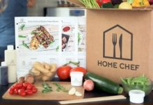 Home Chef: 3 Free Meals
