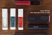 Julep Maven Star Spangled Beauty Gift Review - Box Contents