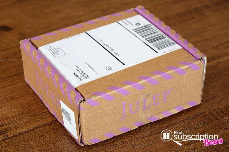 Julep Maven Star Spangled Beauty Gift Review - Box