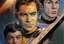 July/August 2016 Supply Pod Box Spoiler - IDW Star Trek Comic