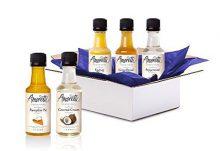 June 2016 Amazon Amoretti Syrup Sample Box