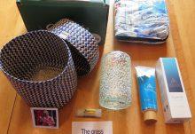 June 2016 GlobeIn Artisan Box Review - Box Contents
