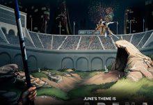 Loot Gaming June 2016 Theme Reveal - Arena