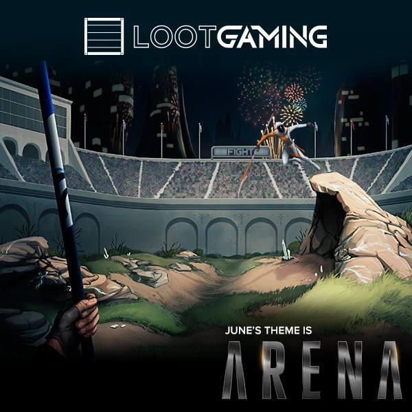 Loot Gaming June 2016 Theme Reveal Box Spoilers Coupon