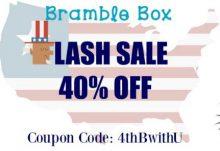 Bramble Box 4th of July Sale