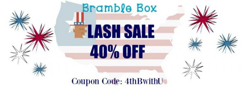 Bramble Box 4th of July Sale