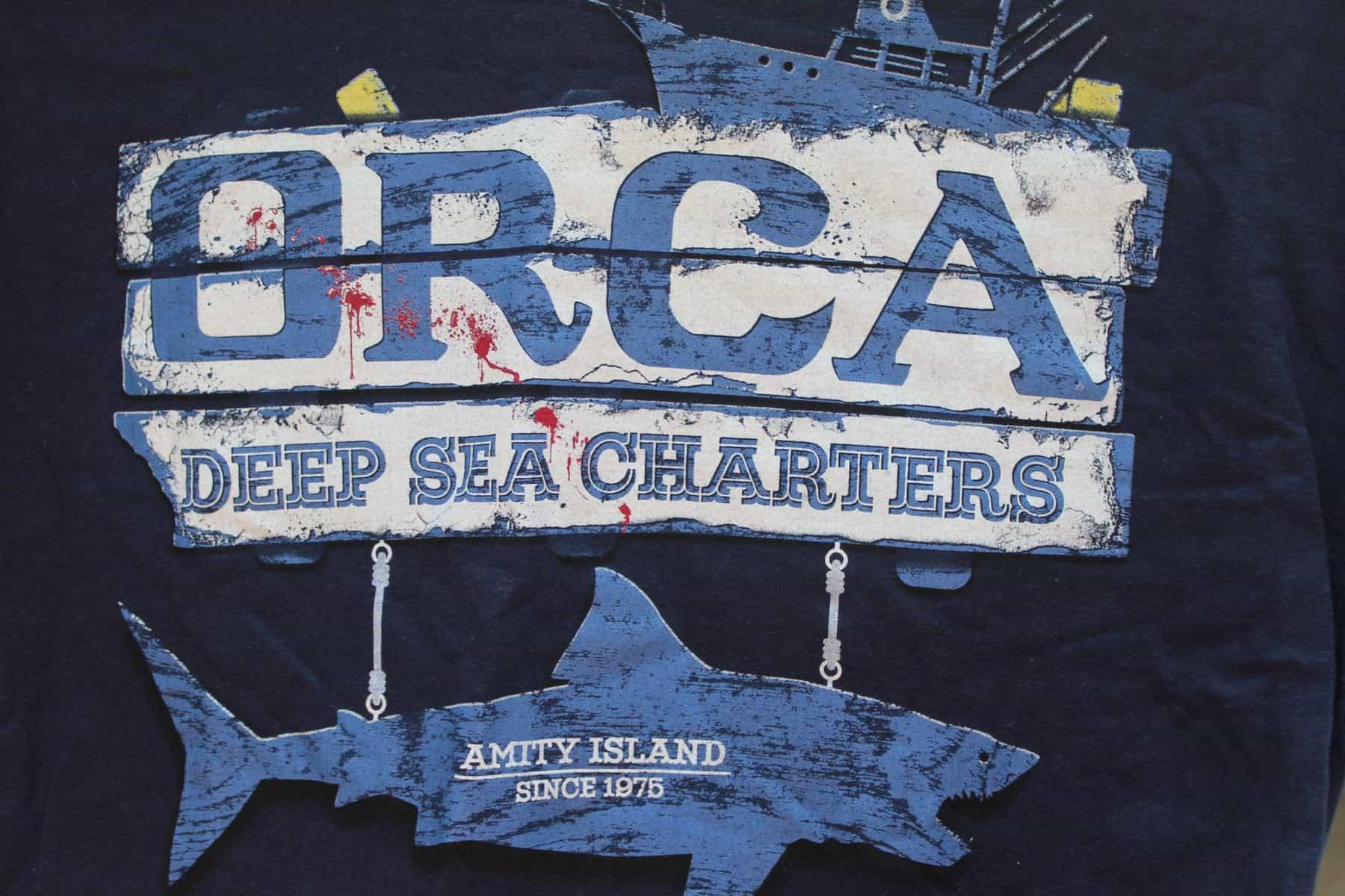 Horror Block June 2016 Review - Jaws Shirt