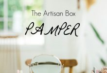 August 2016 GlobeIn Artisan Gift Box Theme - Pamper