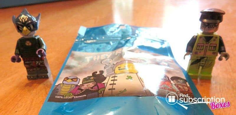 Brick Loot June 2016 Review - LEGO Franken Figs