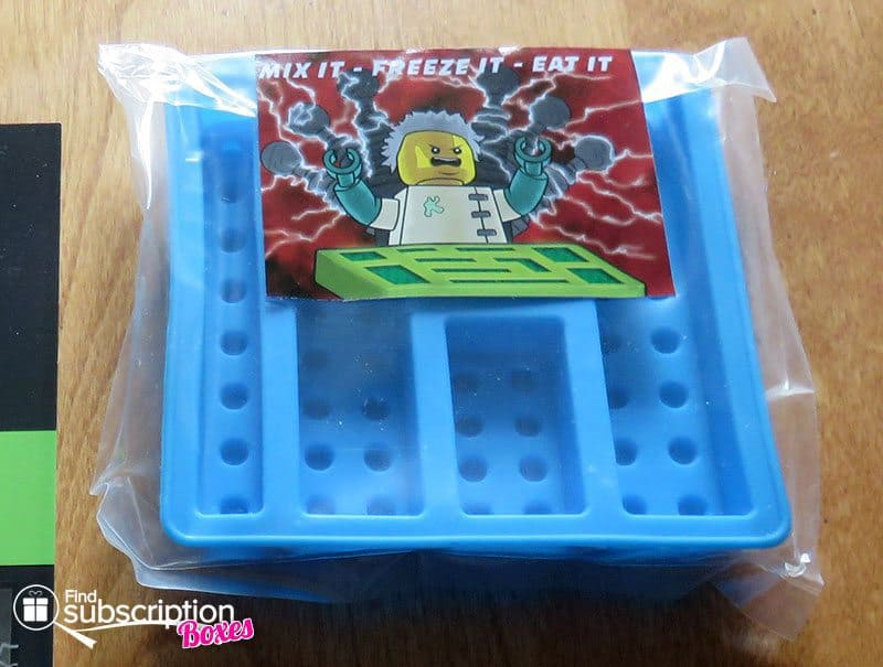 Brick Loot June 2016 Review - Ice Cube Trays