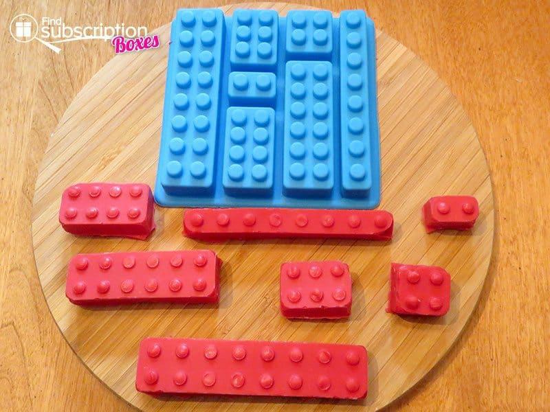 Brick Loot June 2016 Review - LEGO Candy