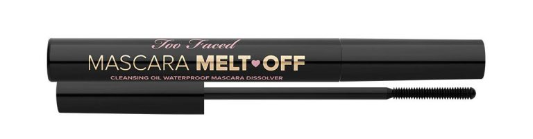 GLOSSYBOX August 2016 Box Spoiler - Too Faced Mascara Melt Off
