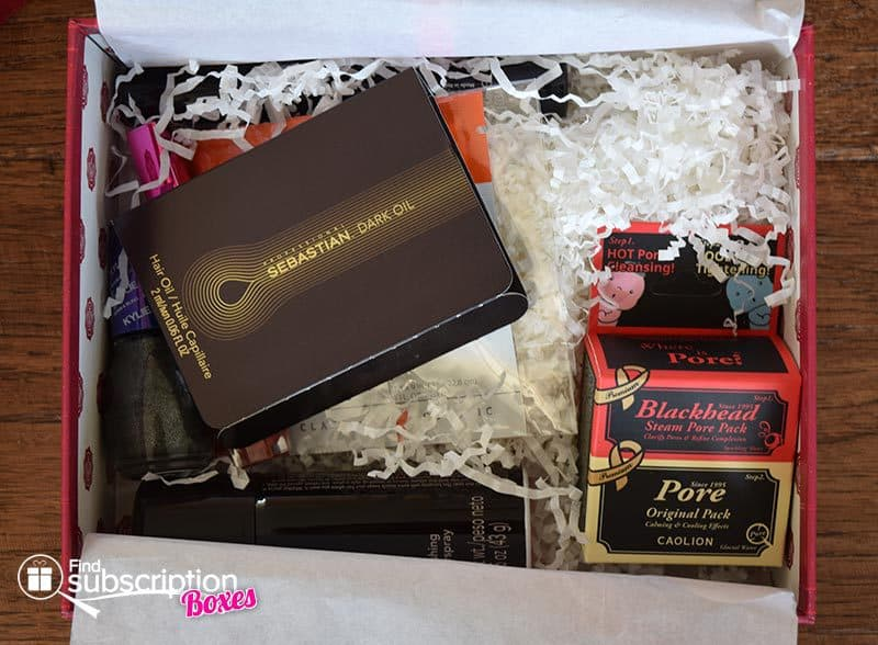 GLOSSYBOX Review - June 2016 - First Look