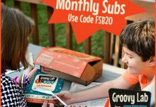 Groovy Lab in a Box Coupon Code - 20% Off