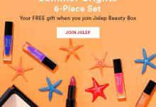 Julep Maven Summer Brights 6-Piece Beauty Gift