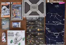 June 2016 Supply Pod Review - Space Exploration - Box Contents