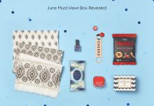 POPSUGAR June 2016 Must Have Box Reveal