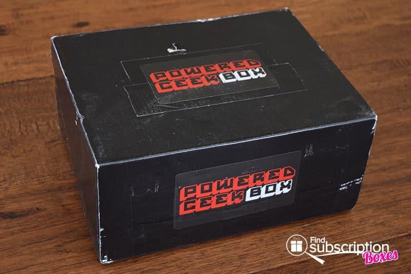 Powered Geek Box May 2016 Box Review - Box