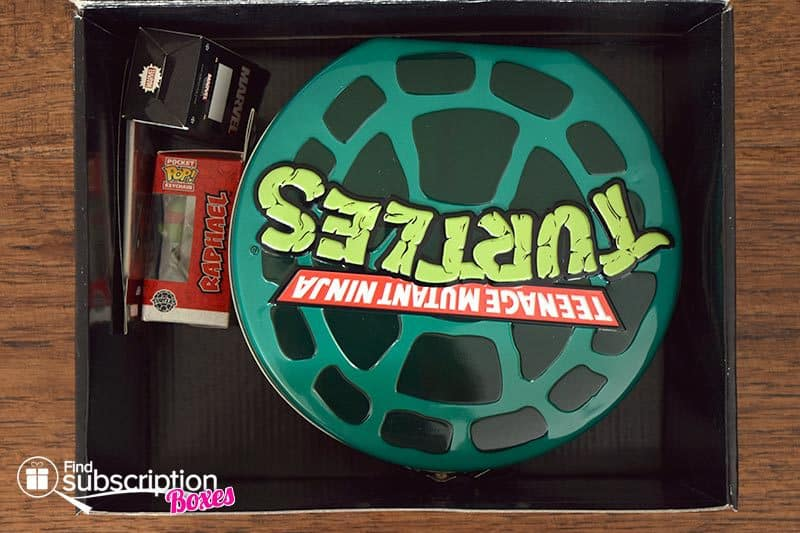 Powered Geek Box May 2016 Box Review - First Look