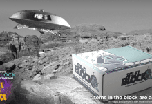 Sci-Fi Block August 2016 Box Spoiler - Lost in Space