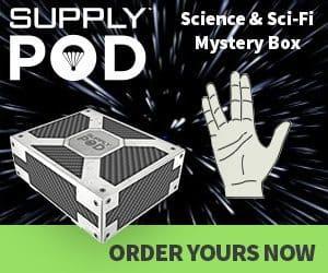 Supply Pod Warp Speed Coupon