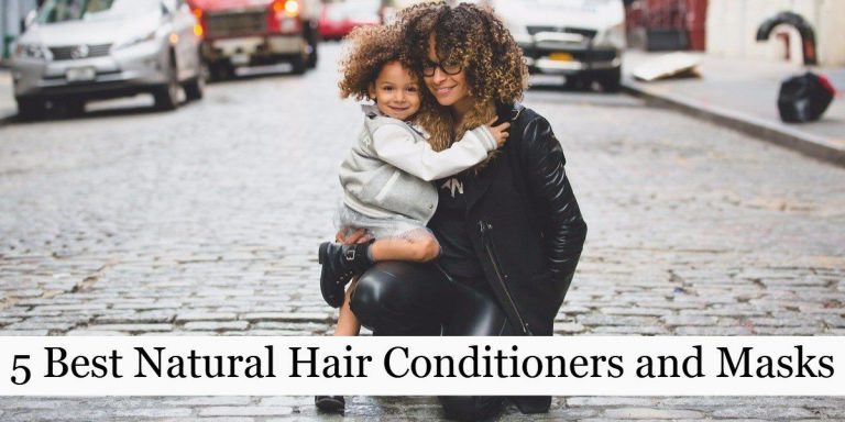 5 Best Natural Hair Conditioners and Masks