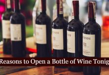 5 Reasons to Open a Bottle of Wine Tonight