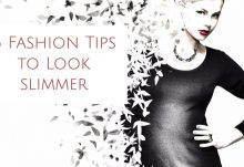 6 Fashion Tips To Make You Look Slimmer