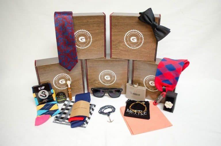 Gentleman's Box Men's Lifestyle Subscription Box