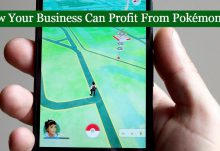 How Your Business Can Profit From Pokémon Go